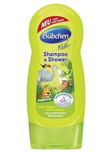 Şampuan ve Duş jeli-Bübchen